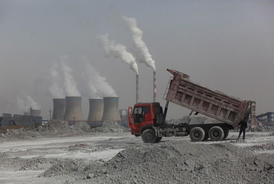 电厂脱硫石膏