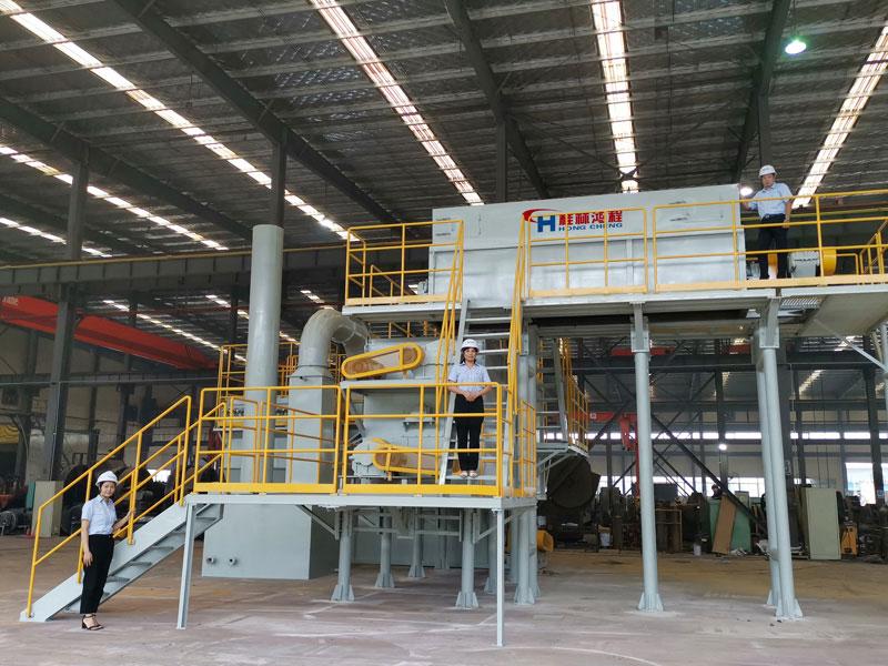 大型氢氧化钙生产线设备HC氢氧化钙装备 生石灰消化系统