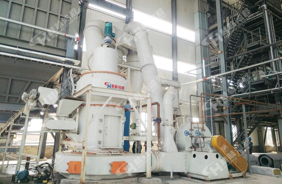废玻璃磨粉加工机器 HC玻璃砂粉一体机