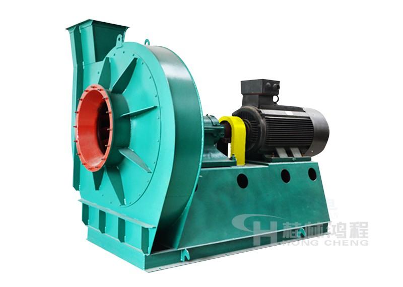桂林鴻程產品風機設備:粉體物料輸送風機9-19 9-26D型高壓離心通風機